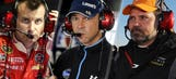 Which active Sprint Cup Series crew chiefs own the most wins?