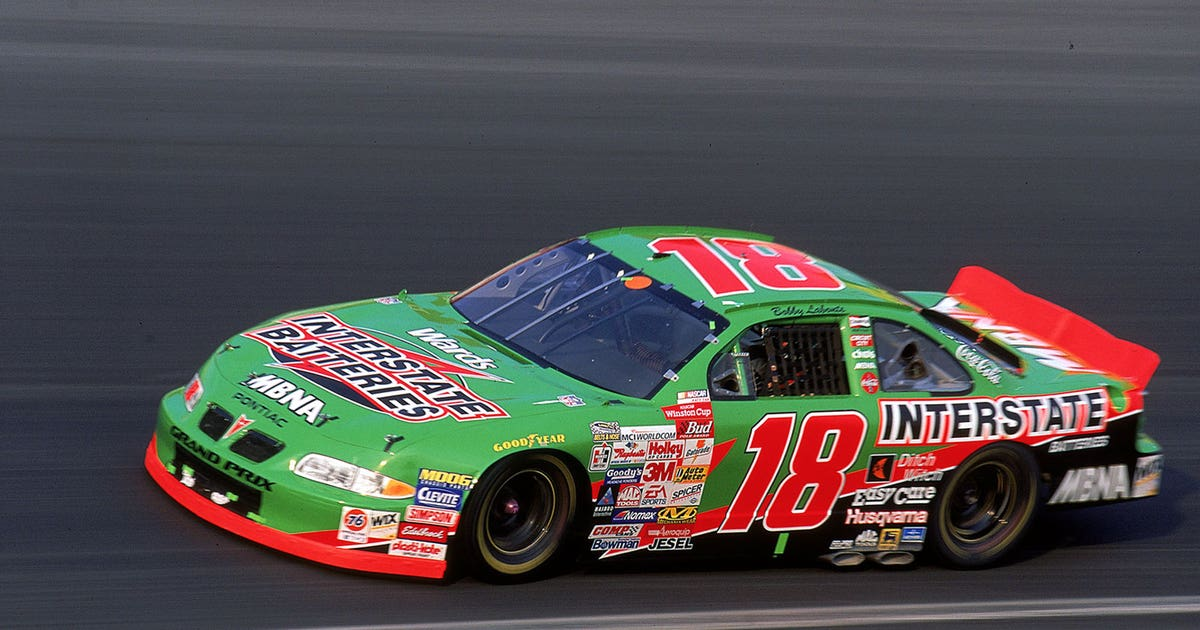 Who Makes Interstate Batteries >> What are some of the greatest simple paint schemes of all time ? : NASCAR