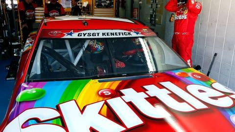 Championship colors: Kyle Busch's 2015 Sprint Cup paint schemes