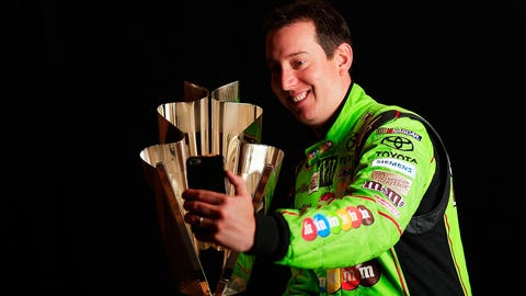 @kylebusch, 526,000 followers