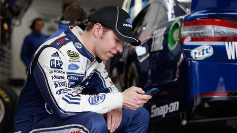 @keselowski, 599,000 followers