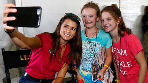 @danicapatrick, 1,300,000 followers