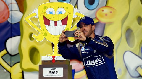 @Jimmie Johnson, 1,510,000