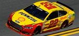 Pennzoil paint: Joey Logano's 2015 Sprint Cup Series paint schemes
