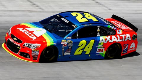 Jeff Gordon, 2015