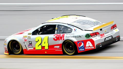 Colorful farewell: All of Jeff Gordon's paint schemes from his final season