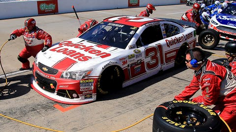 Which paint scheme from 2015 looked snazziest on Ryan Newman?