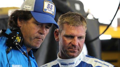 3. Michael Waltrip Racing