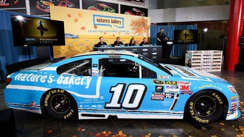 New sponsor for Patrick, SHR