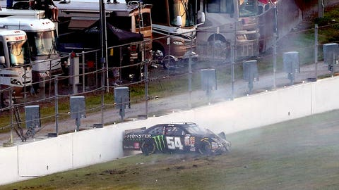 Kyle Busch's remarkable recovery