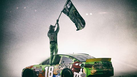 Kyle Busch's amazing recovery