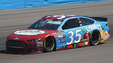 Whitt paint: Cole Whitt's 2015 Sprint Cup paint schemes