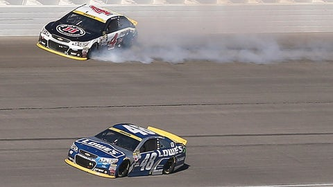 7. Jimmie wrecks Jimmy John's car