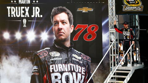 Career year for Truex