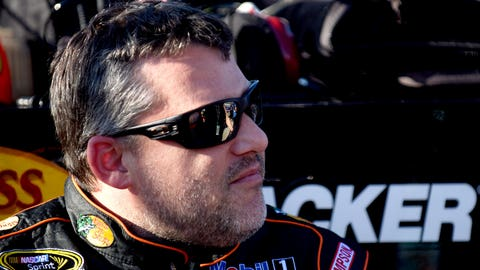 Tony Stewart's ups and downs