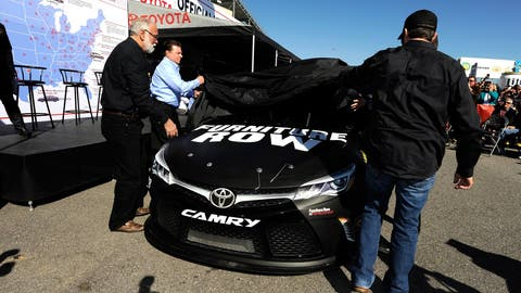 Furniture Row Racing switches to Toyota
