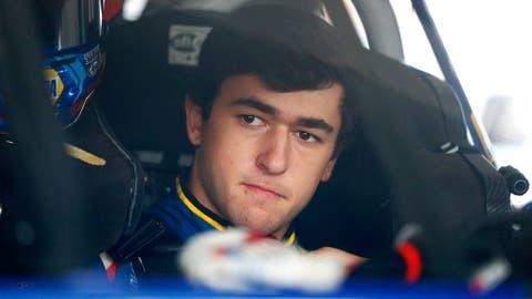 Chase Elliott takes over No. 24