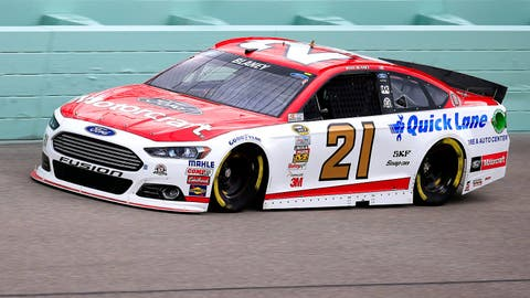 Wood Brothers Racing goes full time