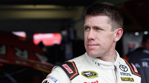 3. Carl Edwards, 25 career victories