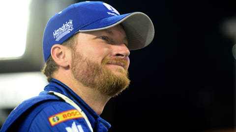 1 (tie). Dale Earnhardt Jr., 26 career victories