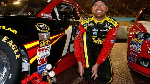 8. Clint Bowyer, 8 career victories