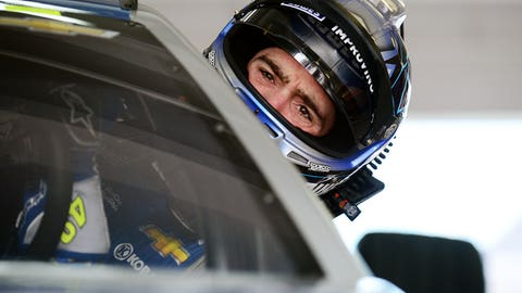 Jimmie Johnson, age 40