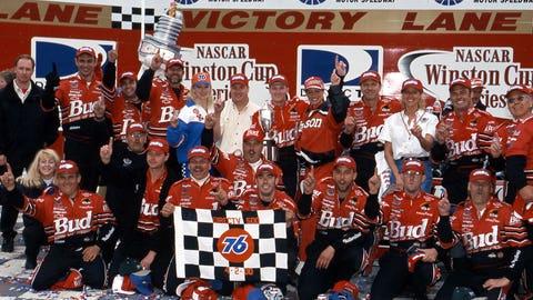 Texas, spring 2000