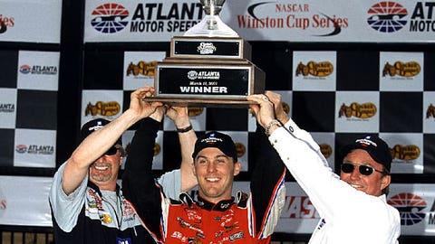 Atlanta, March 2001