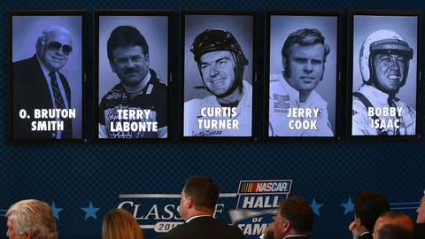 15 things you need to know about the 2016 NASCAR Hall of Fame Class