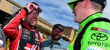 Kurt Busch has some sage advice for younger bro Kyle