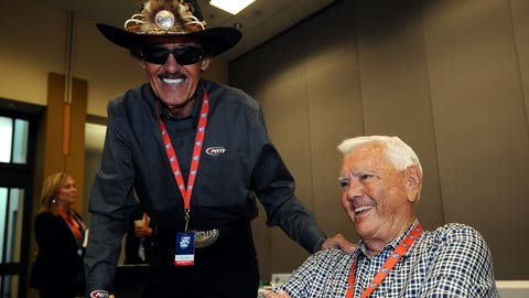 Meet the first 30 legends enshrined in the NASCAR Hall of Fame