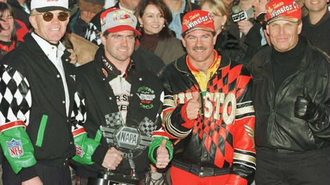 8. Labonte's favorite race