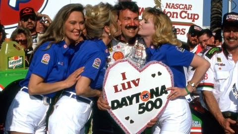 10 biggest Daytona 500 upsets