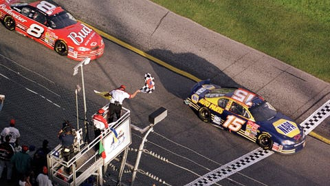 2. Michael Waltrip, 2001