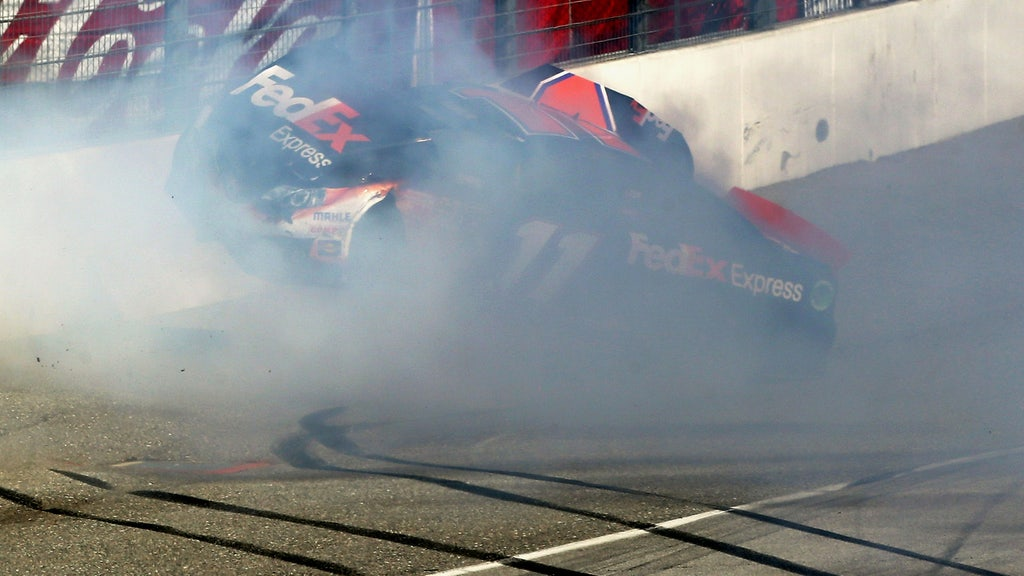 10 NASCAR tough guys who've fought back from injuries to