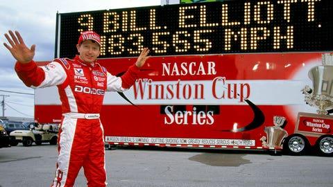 Bill Elliott, 2001