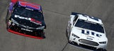 Brad Keselowski hits back after Denny Hamlin says he's the least athletic driver