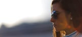 Danica Patrick offers awestruck reaction to gorgeous sunset