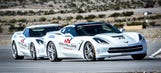 Kurt Busch and his team spend day driving Corvettes in Nevada