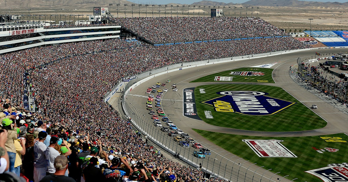 Ranking The 1 5 Mile Nascar Tracks By Speed Fox Sports