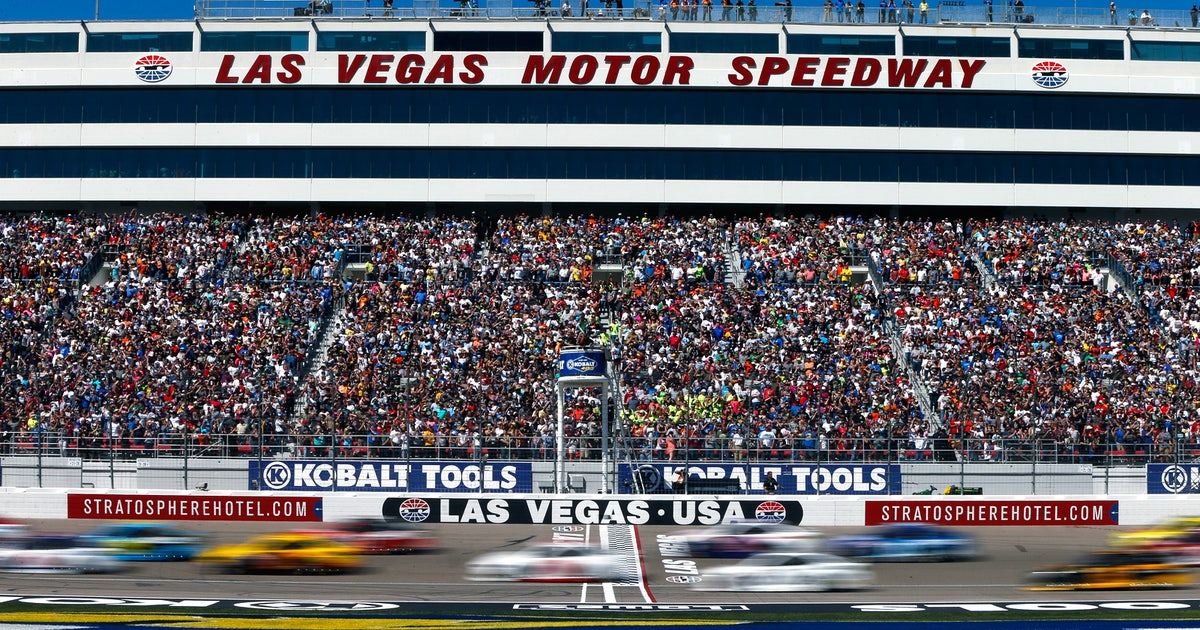 5 drivers who need to get lucky in las vegas fox sports for Los angeles motor speedway