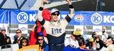 Brad Keselowski captures Kobalt 400 at Las Vegas Motor Speedway