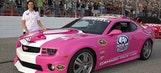 NASCAR World Remembers Atlanta Motor Speedway's Marcy Scott