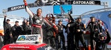 Congratulations Pour In After Darrell Wallace Jr.'s Historic NASCAR Win