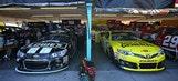 Feud Of The Week: Team Vs. Team In The Sprint Cup Garage