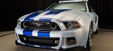 "Supercharged ""Need For Speed"" Mustang Will Pace The Field At Homestead"