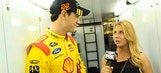 Getting To Know Sliced Bread: Kaitlyn Vincie Goes Rapid Fire With Joey Logano
