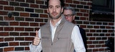 Jimmie Johnson Takes Manhattan, Stops By 'The Late Show'