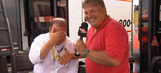 Jimmy Spencer takes over Charlotte Motor Speedway, hilarity ensues