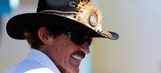 NASCAR's royal baby: 'The King' Richard Petty meets great-grandson for first time